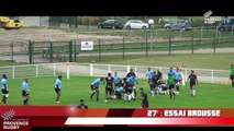 Strasbourg / Provence Rugby : les temps forts