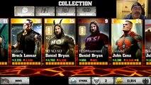 WWE Immortals #16 - Another Gold Pack!! BROCK LESNAR ACQUIRED!!!