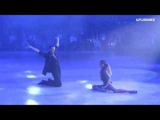 Karina and Slavic at Millennium Dancesport Championships 2017