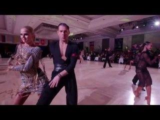 2017 Manhattan Dance Championships Friday Night Highlights