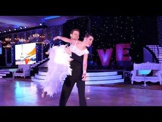 "Lauren Walier and Mayo Alanen Solo ""The Swan"" at Millennium Dancesport Championships"