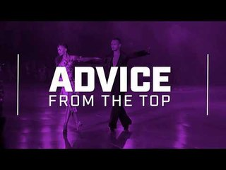 Advice from the Best Dancers in the World