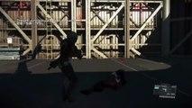 Raiden VS Gray Fox l Metal Gear Solid V : The Phantom Pain (FOB)
