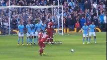 Highlight: Manchester City 5 - 0 Liverpool (Vòng 4 ngoại hạng Anh 2017/18)