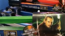 Star Wars the Clone Wars new NEW DISPLAY SET ISLE at TOYS R US