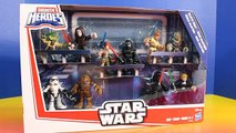 Star Wars Galic Heroes Galic Rivals Battle Wars With Luke Skywalker Vs Darth Vader
