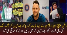 FAF Du Plessis Tweet Generates Huge Controversy