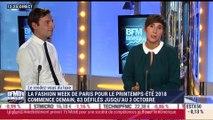 Le Rendez-vous du Luxe: La Fashion Week de Paris printemps-été 2018 commence demain - 25/09