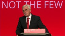McDonnell vows to end PFI 'scandal'