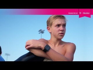 Chris Tracht: Single Leg Amputee XC Runner (T-Mobile Game Changers)