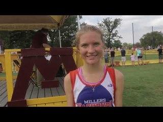 Emily Covert: Roy Griak Girls Champ