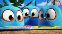 Angry Birds Blues - First Love - S1 Ep14 - video dailymotion