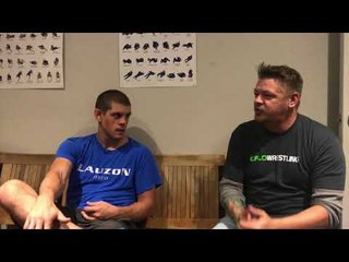 Joe Lauzon Talks Clay Guida, Reddit, Legacy During FloCombat Road Trip 2