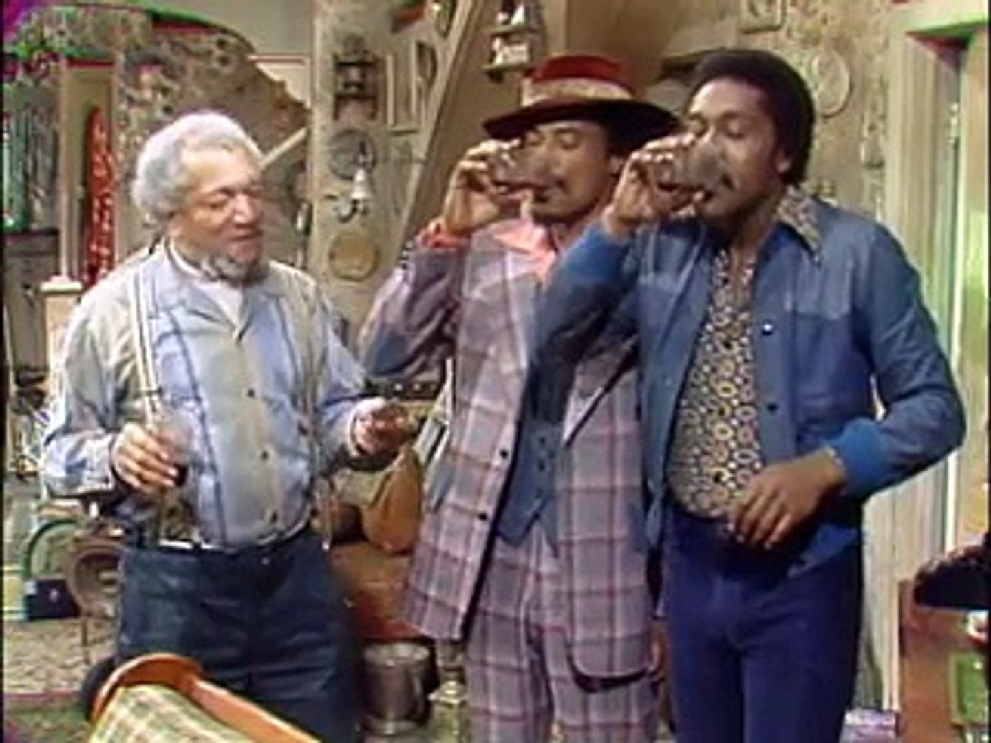 Sanford And Son S3 E18