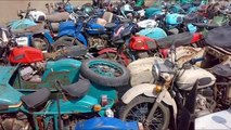 Old Abandoned Motorcycles and Motorbikes Found. Abandoned Planes Exploring. Abandoned Vehicles