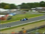Gran Premio d'Europa 1985: Sorpasso di A. Senna a Laffite
