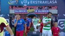 Piast Gliwice 1:2 Lechia Gdańsk. MATCHWEEK 8. Highlights