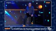 Quand Jean-Luc Mélechon inspire des blagues au Gala de l'humour politique