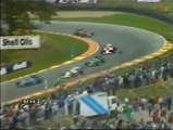 Gran Premio d'Europa 1985: Ritiro di Surer e sorpasso di K. Rosberg a Prost