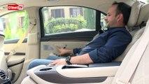 Essai Mercedes Classe S : découvrez l'habitacle incroyable de cette voiture à 176 000 euros