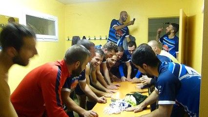 Sirod A reçoit Aroma le 23 septembre 2017. A la fin du match gagné 7 à 2