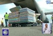 Gobierno de Ecuador entregó ayuda a Cuba