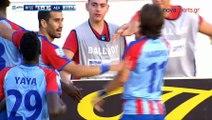 5η Πανιώνιος-ΑΕΛ 4-1 2017-18 Τα γκολ (Novasports)