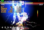 Street Fighter EX2 Plus ps1 todo desbloqueado + save game + todos los meteor
