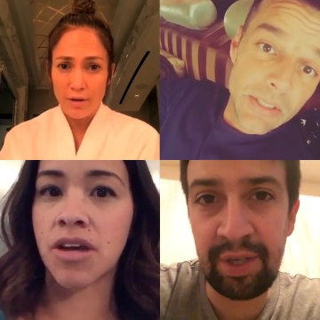 Celebrities are pitching in to help with Hurricane Maria recovery efforts [Mic Archives]