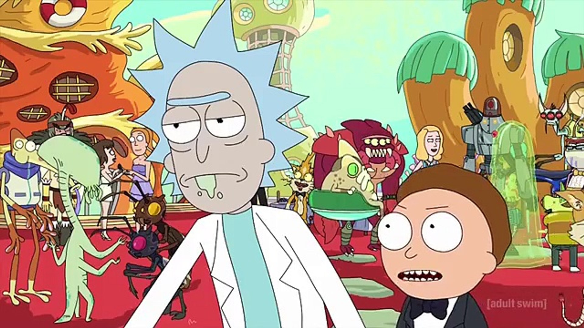 Rick And Morty Season 3 Episode 9 Rick S Untold History Theory Video Dailymotion He spends most of his time involving his young grandson morty in dangerous, outlandish adventures throughout space and alternate universes. rick and morty season 3 episode 9 rick s untold history theory