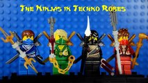 Ninjago Rebooted Theme Song (2) - Dailymotion Video
