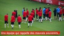 L'entraînement de l'ASM avant de recevoir Porto en Ligue des Champions
