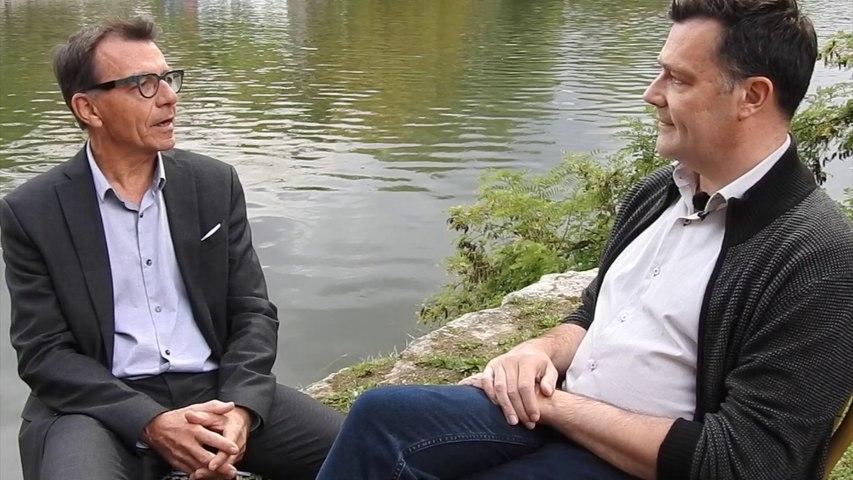 Interview Damien Violeau
