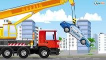 Мультфильмы про Машинки Трактор Павлик Эвакуатор спешит на помощь Развивающие мультики для детей