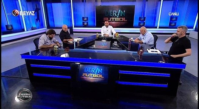 (..) Derin Futbol 25 Eylül 2017 Kısım 1/5 - Beyaz TV