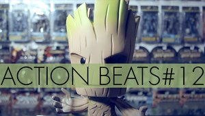 Guardians of the Galaxy Groot [ACTION BEATS #12]