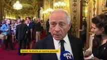 """François Patriat : """" ce n'est pas un échec pour le gouvernement"""""""