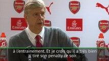 """6e j. - Wenger : ''Lacazette s'adapte très vite et très bien"""""""