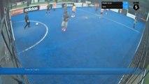 Faute de Cédric - PARIS SUD  Vs TDC - 25/09/17 20:00 - Chilly (LeFive) Soccer Park