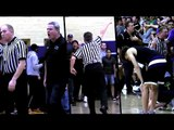 """Playoff Game Ends in CHAOS! Coach EJECTED & """"Chris Webber"""" Moment Foothills Christian v St Augustine"""