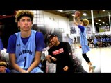 Lavar BENCHES LaMelo Ball!? Big Ballers 2nd AAU Game CLOSE FINISH VS Tres Hoops