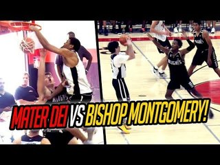Spencer Freedman CHAMPIONSHIP GAME WINNER! Mater Dei VS RIVAL Bishop Montgomery