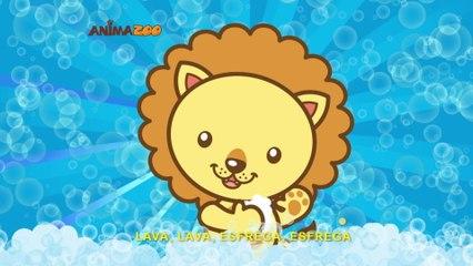 Animazoo - Abertura Com Apresentação Da Turminha / A Hora Do Banho