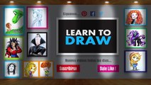How to draw Kai Kung fu panda / Como dibujar a Kai kung fu panda / Kung Fu panda 3