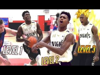 Every Bucket Makes Him STRONGER!! UCLA Bound David Singleton III TAKES OVER Ron Massey Classic!