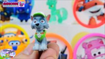 Learn Colors with Super Wings My Little Pony Paw Patrol 출동 슈퍼윙스 Surprise Egg and Toy Collector SETC