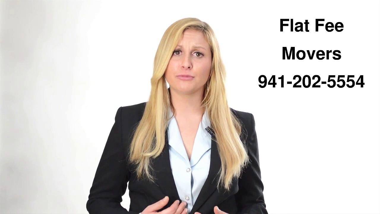 Flat Fee Movers Sarasota Movers – Movers Saraota