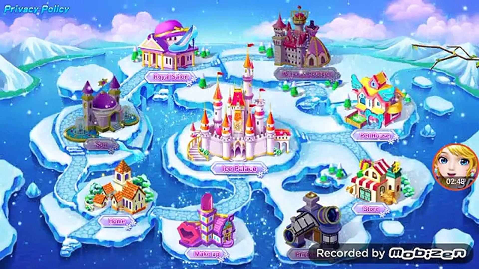 Juegos De Princesas Para Vestir Y Maquillar Para Jugar Disney 2016 Hd