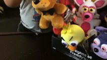 Five Nights at Freddys Stuffed Animals Hunt Game | Do FNAF Plush Toys Fly?