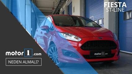 2017 Ford Fiesta ST-Line Test Sürüşü - Neden Almalı?